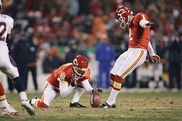 Denver Broncos V Kansas City Chiefs Photograph by Brian Bahr