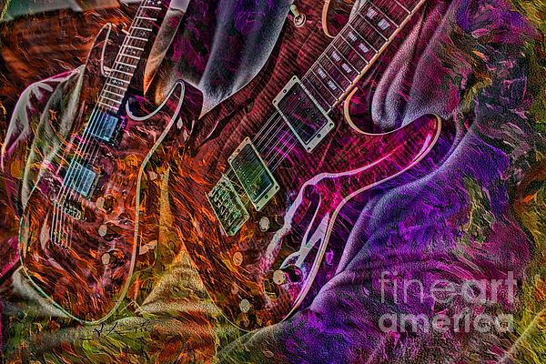 Acoustic Photograph - Digital Freedom By Steven Langston by Steven Lebron Langston