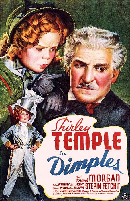 Dimples Photograph - Dimples by Movie Poster Prints