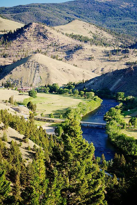 Landscape Photograph - Divide Bridge by Kevin Bone