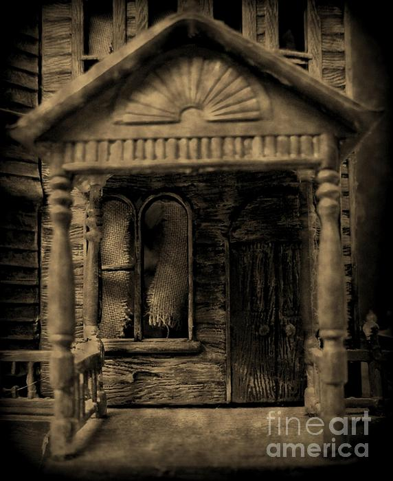 House Photograph - Do Not Enter by John Malone
