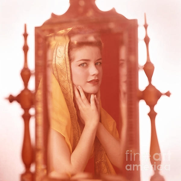 Dolores Hart Hollywood Actress 60's Photograph - Dolores Hart by Frank Bez