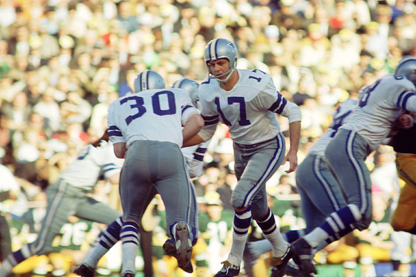 Marvin Newman Photograph - Don Meredith Hands Off by Retro Images Archive