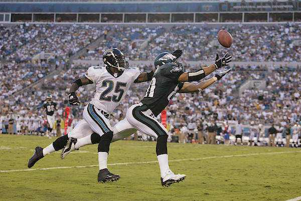 Eagles V Jaguars Photograph by Andy Lyons