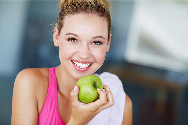 Eating The Right Way For Great Health Photograph by GlobalStock