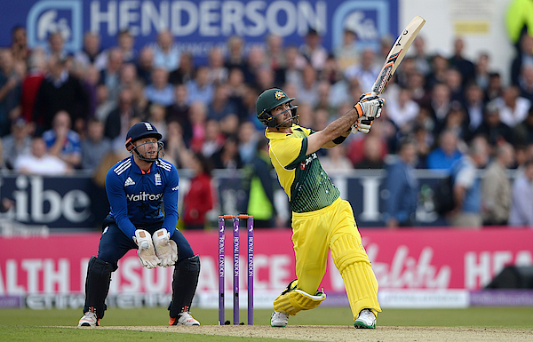 England V Australia - 4th Royal London One-day Series 2015 Photograph by Gareth Copley