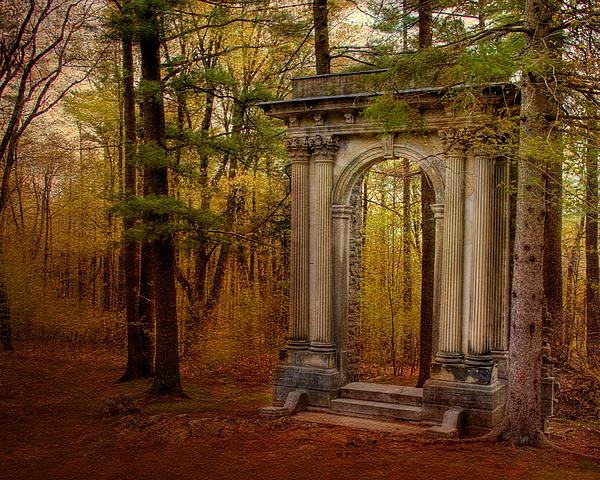 Landscape Photograph - Enter by Irene Suchocki