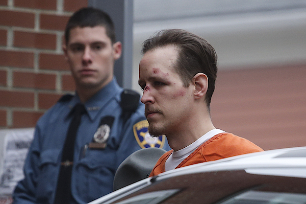Eric Frein Apprehended After Seven-week Manhunt Photograph by Kena Betancur
