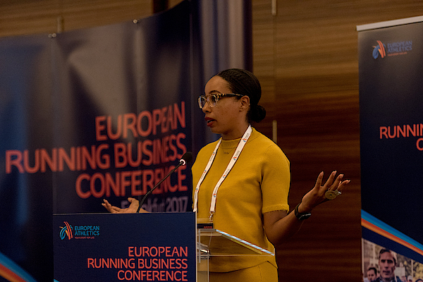 European Running Business Conference Photograph by Ulrich Roth