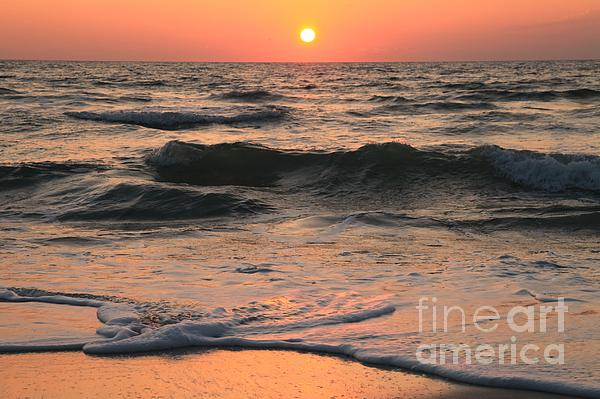 Florida Beaches Photograph - Evening Pastels by Adam Jewell