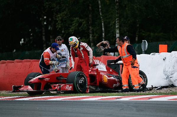 F1 Grand Prix Of Belgium - Qualifying Photograph by Hoch Zwei