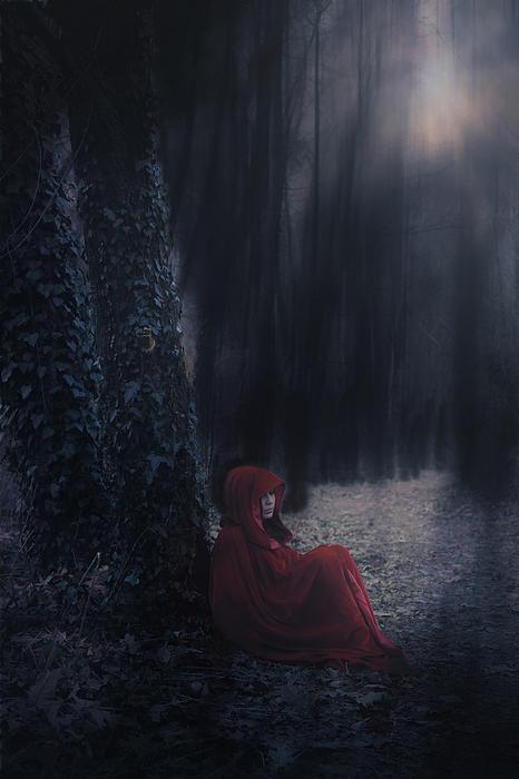 Woman Photograph - Fairy Tale by Joana Kruse