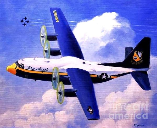 Fat Painting - Fat Albert by Stephen Roberson