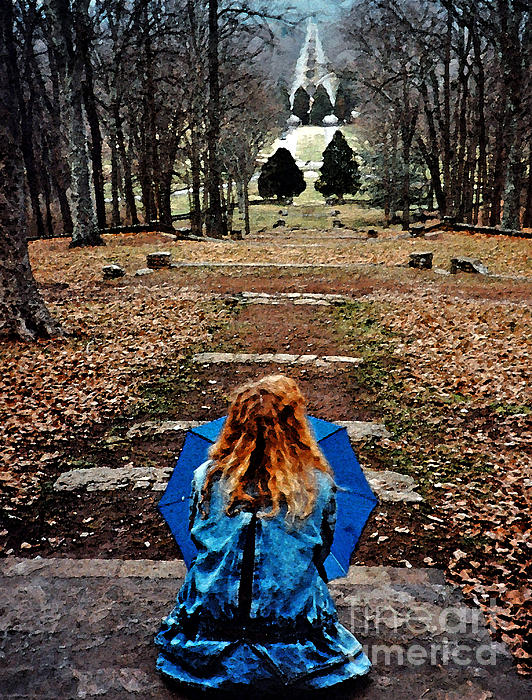 Park Photograph - Find Me by Lydia Holly