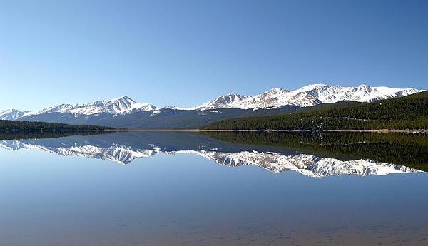 Colorado Photograph - Flat Water by Jeremy Rhoades