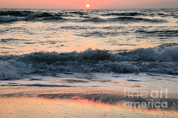 Florida Beaches Photograph - Florida Pastels by Adam Jewell