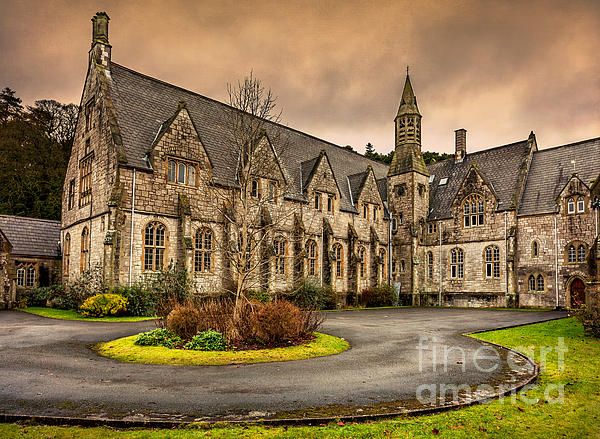 British Photograph - Franciscan Friary by Adrian Evans