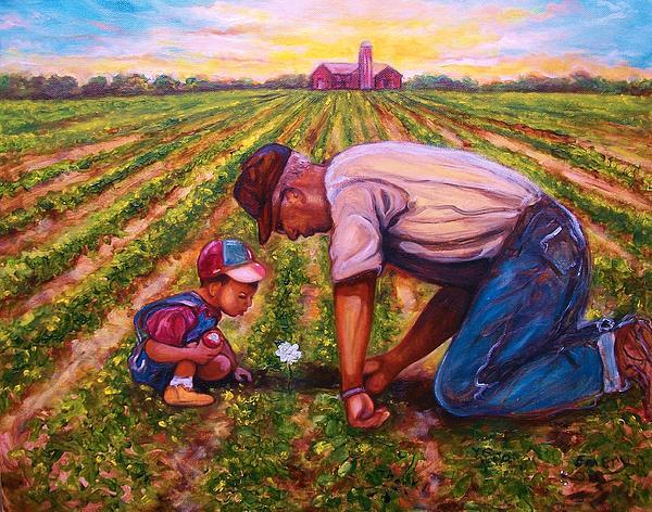 Emery Franklin Painting - Freedom by Emery Franklin