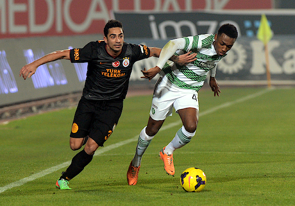 Galatasaray V Celtic - Turkish Airlines Antalya Cup Final Photograph by Anadolu Agency