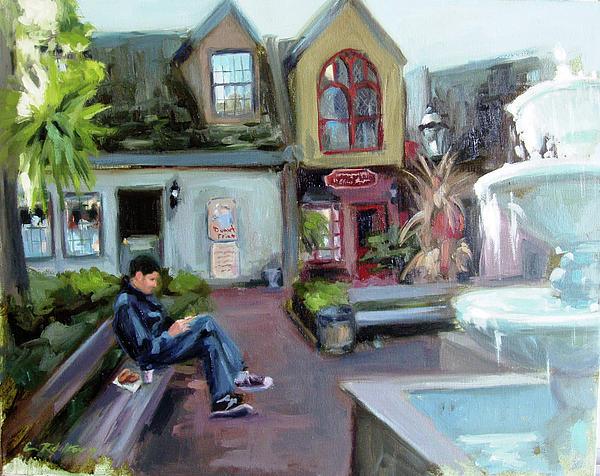 Gatlinburg Painting - Gatlinburg by Erin Rickelton