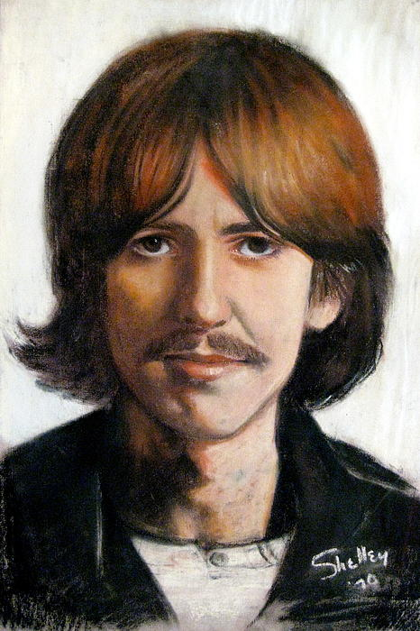 George Pastel by Shelley Phillips
