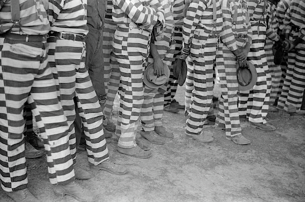 1941 Photograph - Georgia Prisoners, 1941 by Granger
