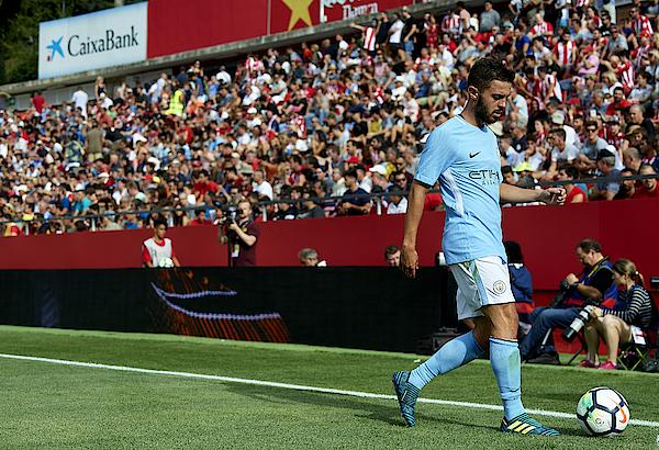 Girona V Manchester City Photograph by Manuel Queimadelos Alonso