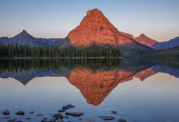 Glacier National Park Photograph by Russell Burden