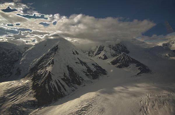 Ak Photograph - Glaciers Galore by David Kehrli