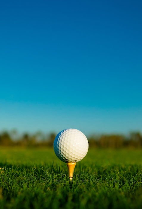 Golf Ball Photograph by Thepalmer