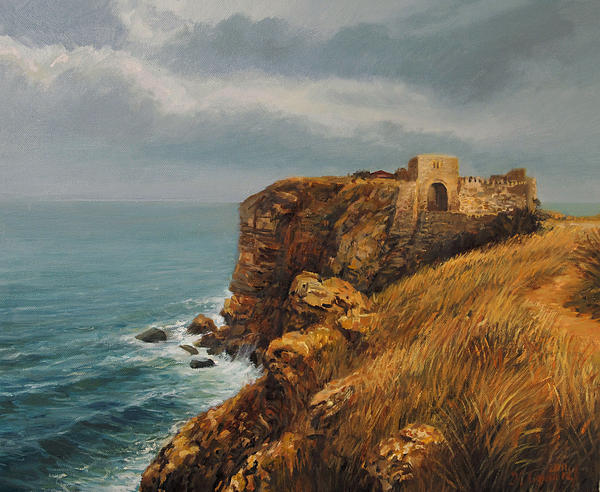 Artistic Painting - Goodbye Summer by Kiril Stanchev