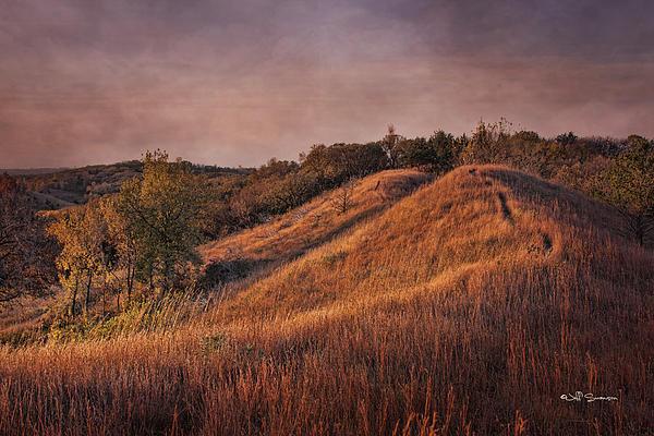 Iowa Photograph - Gorgeous Daybreak by Jeff Swanson
