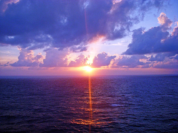 Aimee L Maher Photography and Art Visit ALMGallerydotcom - Heavenly Sunset