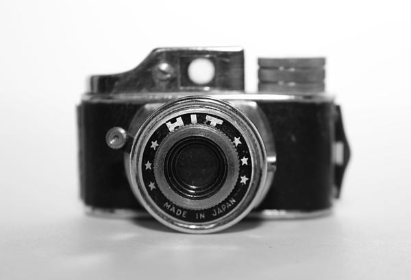 Kelly Hazel Photograph - Hit Camera  by Kelly Hazel