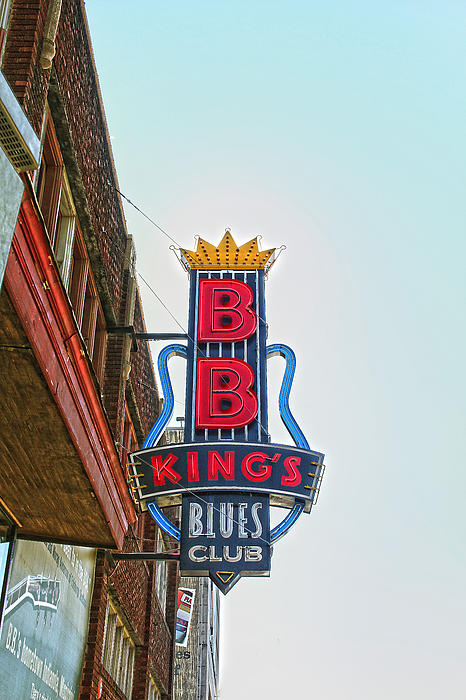 Blues Photograph - Home Of The Blues by Suzanne Barber