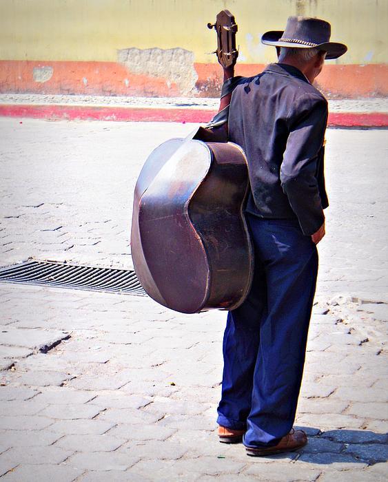 Man Photograph - Human Kindness Is Overflowing by Ramon Fernandez