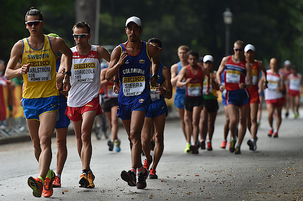 Iaaf World Race Walking Team Championships - Day Two Photograph by Tullio M. Puglia