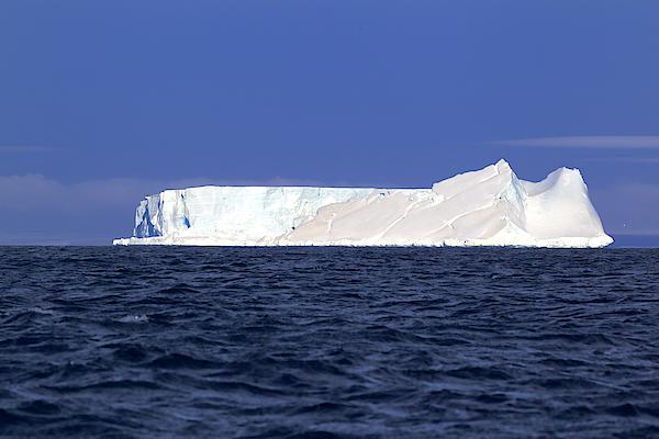 Iceberg, Weddell Sea, Antarctica Photograph by Juergen & Christine Sohns