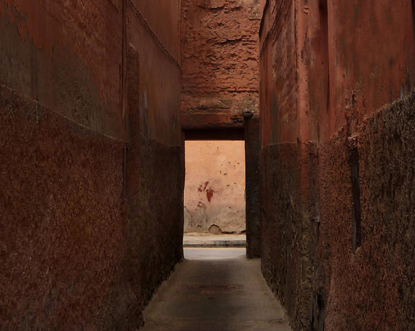 Marrakesh Photograph - Ill Meet You Further On Up The Road.. by A Rey