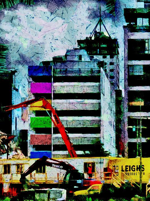 Technicolor Photograph - In Technicolor  by Steve Taylor