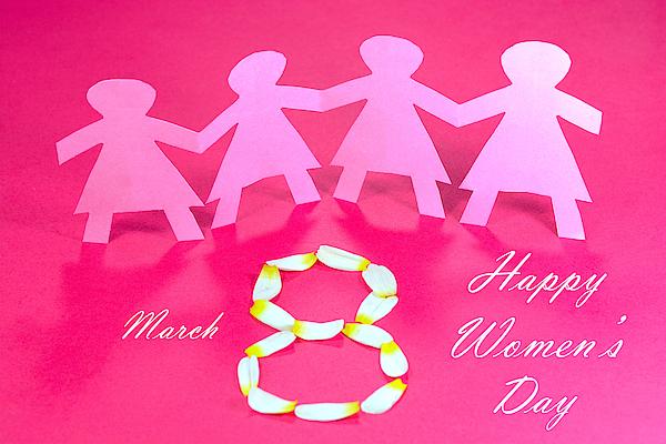 International Womens Day Photograph by Jayk7