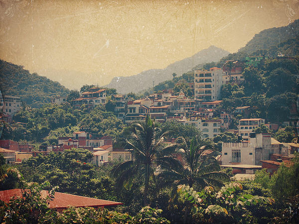 Puerto Vallarta Photograph - It Was Years Ago by Laurie Search