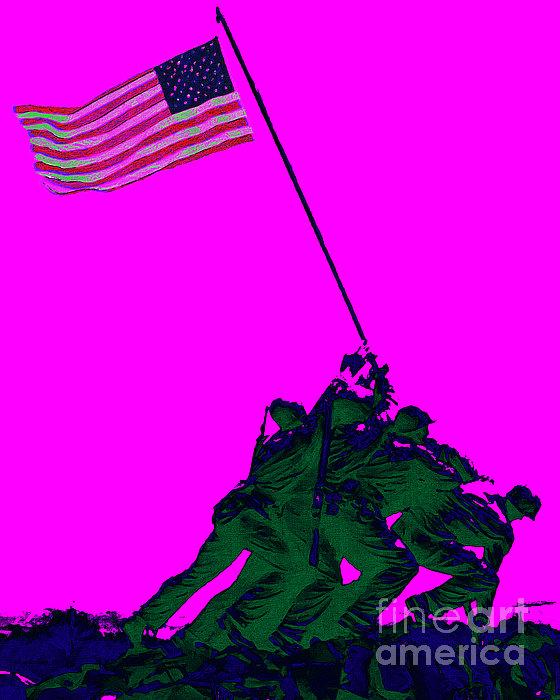 Iwo Jima Photograph - Iwo Jima 20130210 by Wingsdomain Art and Photography