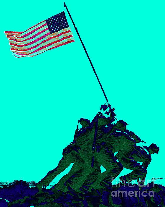 Iwo Jima Photograph - Iwo Jima 20130210m128 by Wingsdomain Art and Photography