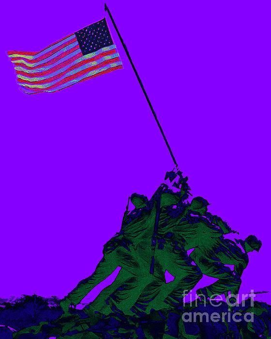 Iwo Jima Photograph - Iwo Jima 20130210m28 by Wingsdomain Art and Photography