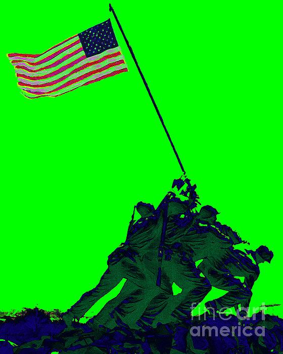 Iwo Jima Photograph - Iwo Jima 20130210p180 by Wingsdomain Art and Photography