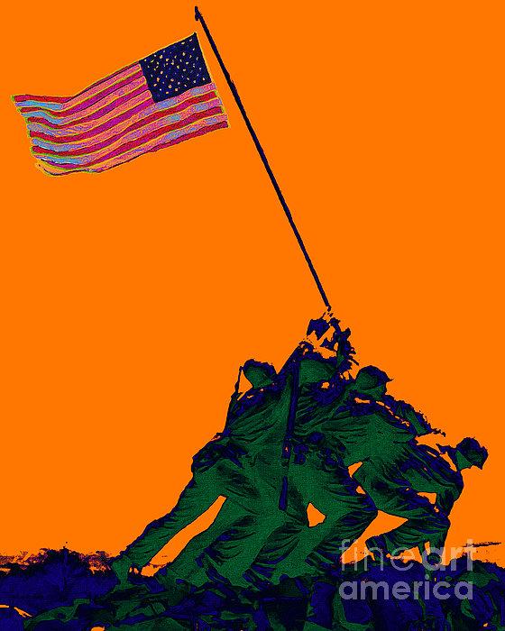 Iwo Jima Photograph - Iwo Jima 20130210p88 by Wingsdomain Art and Photography