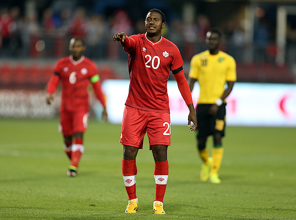 Jamaica V Canada Photograph by Vaughn Ridley