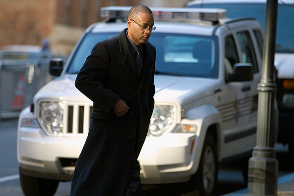 Jury Selection Begins In Trial Of Second Police Officer Involved In Freddie Gray Death Photograph by Pool