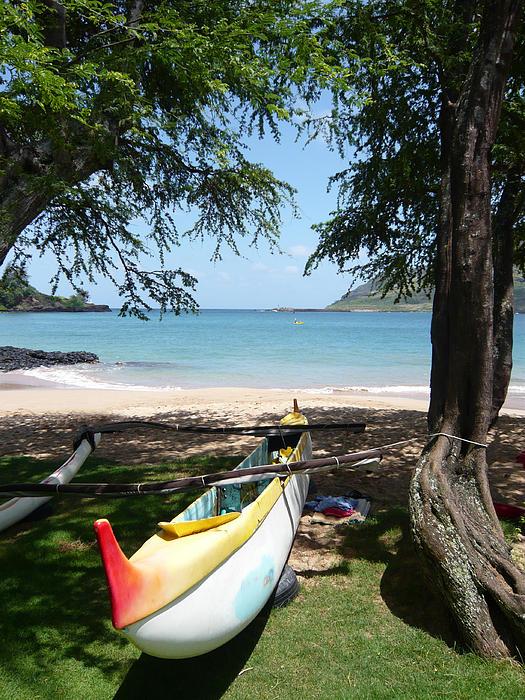 Paddleboard Photograph - Kauai Watersports by Dee  Savage
